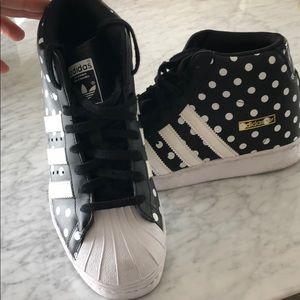 adidas Shoes - Adidas Wedge Superstar